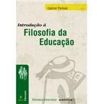 Livro - Introdução a Filosofia da Educação