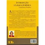 Livro - Introdução à Lógica Jurídica - Fundamentos Filosóficos