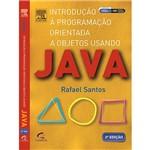 Livro - Introdução à Programação Orientada a Objetos Usando Java