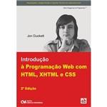 Livro - Introdução à Programação Web com HTML, XHTML e CSS