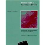 Livro - Introducción Al Análisis de Errores