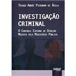 Livro - Investigação Criminal