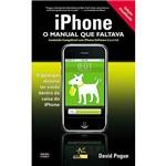 Livro - IPhone: o Manual que Faltava