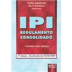 Livro - IPI - Regulamento Consolidado