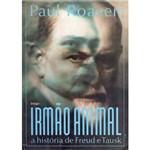 Livro - Irmãos Animal - a História de Freud e Tausk