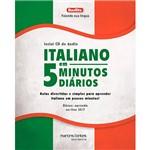 Livro - Italiano em 5 Minutos Diários