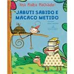 Livro - Jabuti Sabido e Macaco Metido