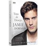 Livro - Jamie Dornan: Tons de Desejo