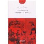 Livro - Jantares em Diferentes Países - Baú de Histórias