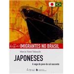 Livro - Japoneses: a Saga do Povo do Sol Nascente
