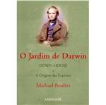 Livro - Jardim de Darwin, o