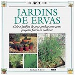 Livro - Jardins de Ervas