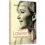 Livro - Jennifer Lawrence: a Garota em Chamas