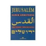 Livro - Jerusalém - uma Cidade, Tres Religioes