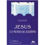 Livro - Jesus e o Mundo do Judaismo