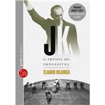 Livro: JK - o Artista do Impossível - Edição de Bolso