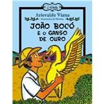 Livro - João Bocó e o Ganso de Ouro