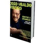 Livro - João Ubaldo - Contos e Crônicas para Ler na Escola