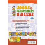 Livro - Jogos & Passatempos Bíblicos