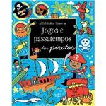 Livro - Jogos e Passatempos dos Piratas