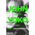 Livro - John Lennon, Yoko Ono & eu
