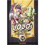 Livro - Jojo's Bizarre Adventure