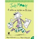 Livro - Judy Moody: a Volta ao Mundo em 8 1/2 Dias