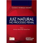 Livro - Juíz Natural no Processo Penal