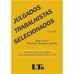 Livro - Julgados Trabalhistas Selecionados - Vol. 10