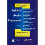 Livro - Jurisdição e Direitos Fundamentais, V.1 Tomo 2: Anuário 2004/2005