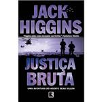 Livro - Justiça Bruta: uma Aventura do Agente Sean Dillon