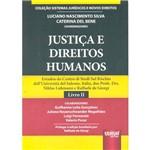 Livro - Justiça e Direitos Humanos - Coleção Sistemas Jurídicos e Novos Direitos - Vol. 2