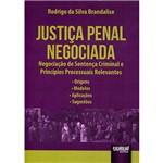 Livro - Justiça Penal Negociada: Negociação de Sentença Criminal e Princípios Processuais Relevantes