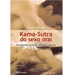 Livro - Kama-Sutra do Sexo Oral - os Segredos do Prazer para Ele e para Ela