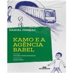 Livro - Kamo e a Agência Babel