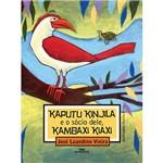 Livro - Kaputu e o Sócio Dele, Kambaxi Kiaxi