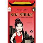 Livro - Kiki Strike - a Tumba da Imperatriz