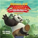 Livro - Kung Fu Panda: Lendas do Dragão Guerreiro