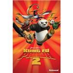 Livro - Kung Fu Panda 2: The Kaboom Of Doom