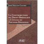 Livro - La Contribution Du Droit Brésilien à L' Etude Du Po