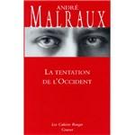 Livro - La Tentation de L'Occident - Les Cahiers Rouges