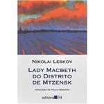 Livro - Lady Macbeth do Distrito de Mtzensk
