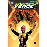 Livro - Lanterna Verde - a Guerra dos Anéis - 1 de 2