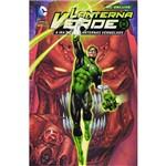 Livro - Lanterna Verde: a Ira dos Lanternas Vermelhos