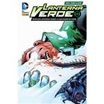 Livro - Lanterna Verde - Tropa dos Lanternas Verdes: o Lado Negro do Verde