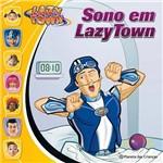 Livro - LazyTown - Sono em LazyTown