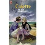 Livro - Le Blé En Herbe