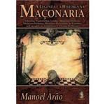 Livro - Legenda e a História na Maçonaria, a