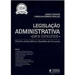 Livro - Legislação Administrativa para Concursos
