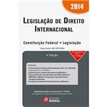 Livro - Legislação de Direito Internacional 2014 - Constituição Federal - Legislação